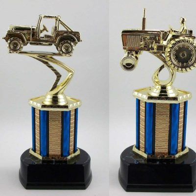 Jeep Tractor Award