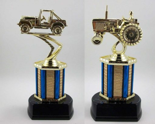 Jeep Tractor Award