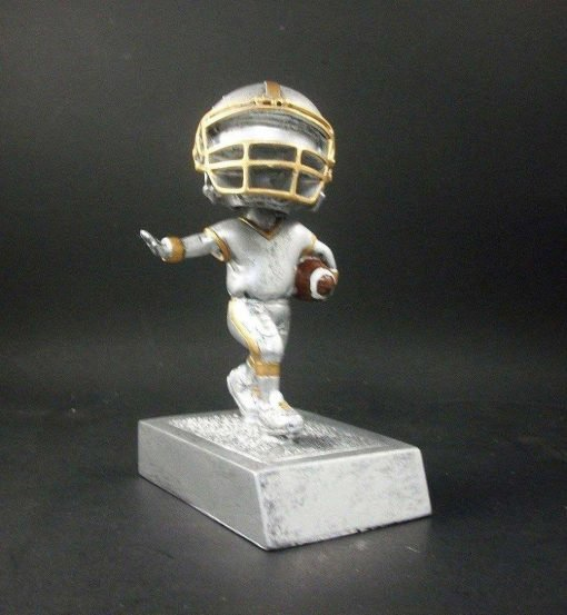 Youth,Fantasy Football Bobblehead Resin Trophy
