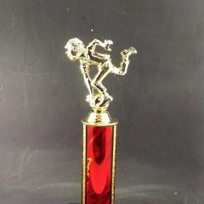 Funny Bowling Award Trophy