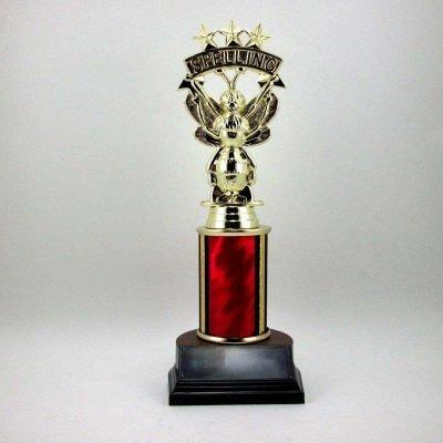 Spelling Bee Trophy Award