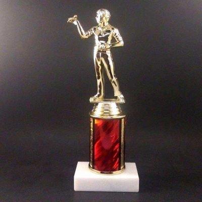 Darts Trophy or Lawn Darts Award