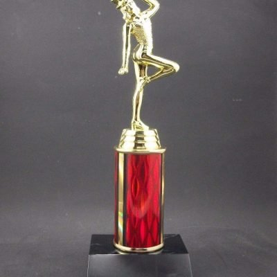 Tap Dancer Trophy or Jazz Award