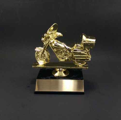 Motorcycle Award Trophy