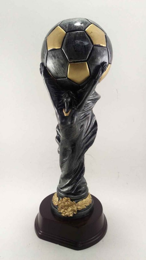 Large World Cup Soccer Trophy Award