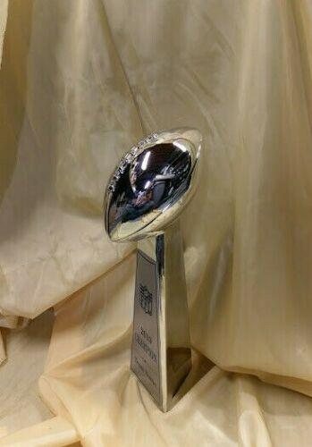 Chrome Lombardi Trophy